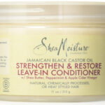Shea Moisture Jamaican Black Castor Oil Strengthen & Restore Leave-In Condtioner 312g