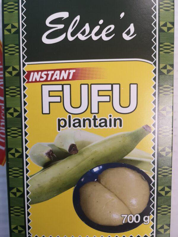 King David Afroshop - Foods & Hair - Fufu Plantain