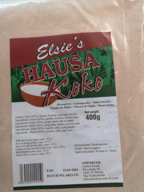 King David Afroshop - Foods & Hair - Hausa Koko Elsies