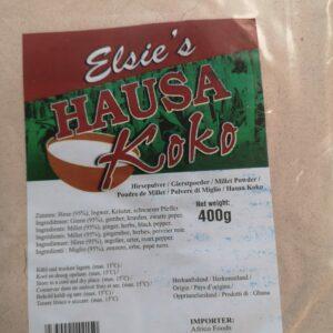 Hausa Koko Elsies Hirsepulver 400g