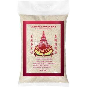 Jasmine Broken Rice Gebrochener Jasmin Reis Royal Thai 1Kg