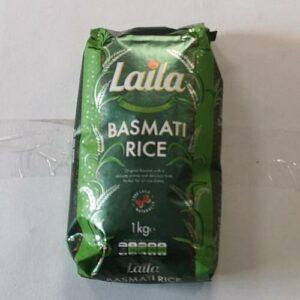 Basmati Rice Laila 1Kg