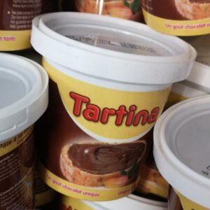 Tartina Chococam Cameroun Chocolat Tartina 425g