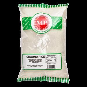 MP Ground Rice, Rice Powder, Reismehl, Poudre de Riz, Grounded Rice, Farine de Riz 1,5kg