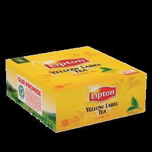 LIPTON TEA NON ENVELOPPES 100 x 2 gr