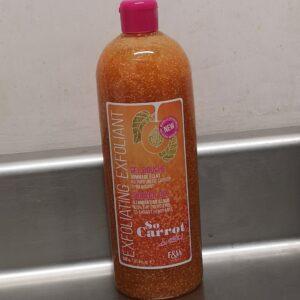 So Carrot F&W Exfoliating Shower Gel 940 ml.